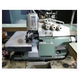 Sewing mach