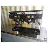 Espresso Machine. two head.