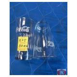 Coca Cola Glass Lot