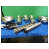 Pewter ss lot