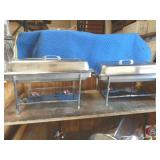 Chafing Dish with lamp tray