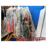 Ladies assorted dresses including exe size 12.