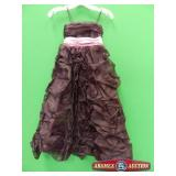 Girl Designer Dress Size . Brand Color Black