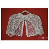 Bride Jacket Size 18. Brand Kenneth Winston Color