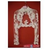 Bride Jacket Size N A. Brand N A Color White