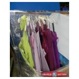 Ladies Dresses. Qty. 18. Assorted styles. colors.