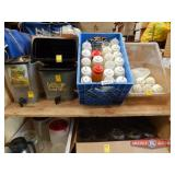 Polycarbonate dispenser lot
