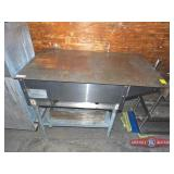Hot Plate Steam Table