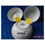 Tuxton bright white bowl