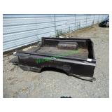 Nissan truck bed