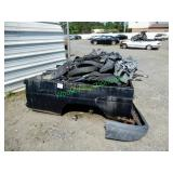 Nissan Truck Bed & Contents
