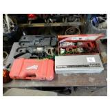 Automatic Saw Parts & Tool Boxes