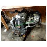 2002 Honda Accord Engine
