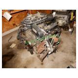 2000 Ford Taurus Engine