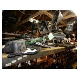 Assorted Oil Pans & Air Condensers in Group