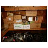 17+/- Boxes Assorted Wiring , Fuel Pumps & Other