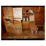 Misc. Automotive Parts in 11+/- Boxes in Group
