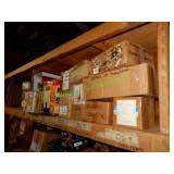 12+/- Boxes Misc. Fuel Pumps & Auto Parts in Group