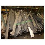 Large Group of Running Boards on Panel Moulding