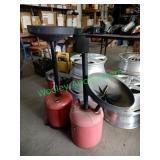 (2) Oil Reclaime Units
