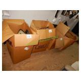 Interior Door Panels/Other Items in Grp. - 5 boxes