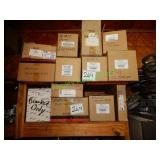 Assorted Boxed Auto Parts in Group