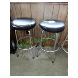 (2) Stools in Group