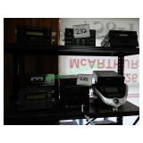 11 Assorted Audio Systems in Group