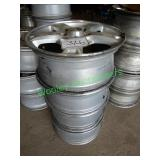 """16"""" Chevy Wheels (Set of 4)"""