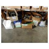 Misc. Auto Parts in Labeled Boxes (13-Boxes)