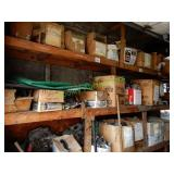 Misc. Auto Parts in Labeled Boxes (9-Boxes)