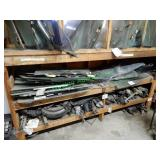 Assorted Automotive Glass in Group