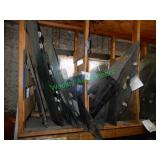 Assorted Automotive Glass in 2 Cubby