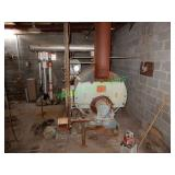 30HP William Davis Boiler