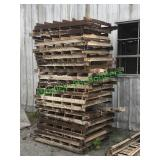 2800+/- Steel Pallets - One Bid Price!