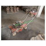 Toro OHV GTS Lawn Mower