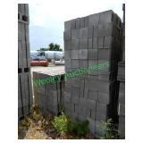 350+/- 8x8x8 1/2 Concrete