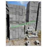 720+/- 12x8x8 1/2 Concrete