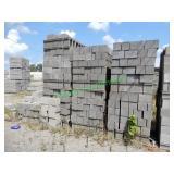1170+/- 8x8x16 Concrete Striface