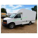 2009 General Motors Cargo Van