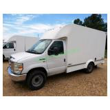 2011 Ford E-350 Super Duty Cargo Van
