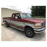 1993 Ford F-250 7.3L Gas Burner