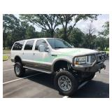 2003 Ford Excursion 4x4 7.3L Diesel