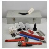 Ridgid Millwright Precision Cutting Set in Toolbox