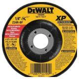 "Metal Grinding Wheel 4-1/2""x1/4""x7/8"" [X24pc]"
