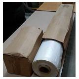 3-mil Plastic Gaylord/Bin Bags 48Wx38Dx73L (50)