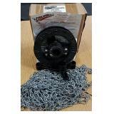 Trumbull 1.5 Ductile Iron Chainwheel & Chain NEW
