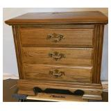 Oak Broyhill Night Stand