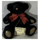 "Gund Bear ""Black Jack"""