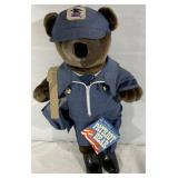 "The Patriot Bear ""Letter Carrier"""